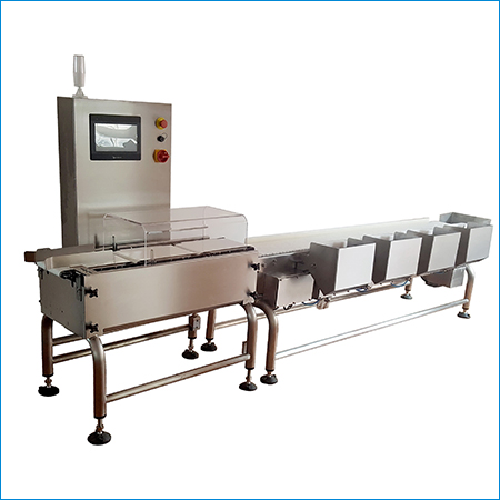 Multi-sorting Checkweigher